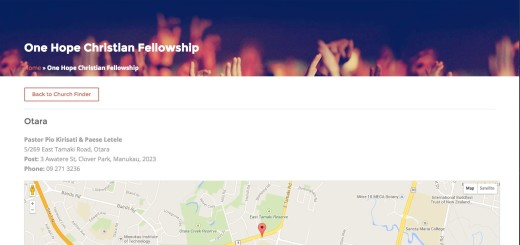 One_Hope_Christian_Fellowship_»_Assemblies_of_God_in_New_Zealand_Inc_and_One_Hope