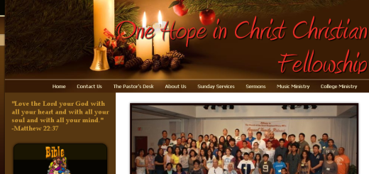 One_Hope_in_Christ_Christian_Fellowship