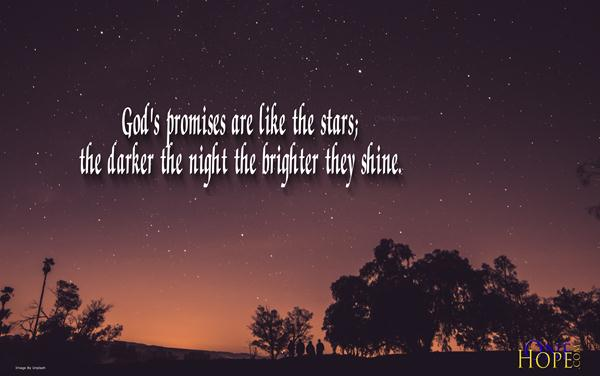 God S Promises Onehope