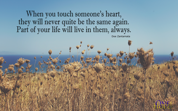 Touch Someone's Heart – OneHope